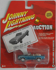 Johnny White Lightning - ´69 / 1969 Chevy Camaro RS/SS Cabrio blaumet. Neu/OVP