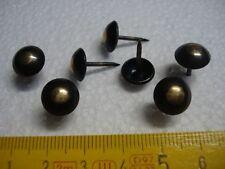 230 clous de tapissier perle fer 10,5 mm bronze renaissance,fauteuil