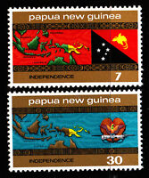1975 Papua New Guinea Independence MUH