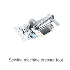 Bias Tape Binder Metal Foot For Brother Singer Janome Sewing Machine 1pc Snap-on