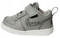 SCARPE BAMBINO/A NIKE COURT BOROUGH LOW (TDV) - 870030-002