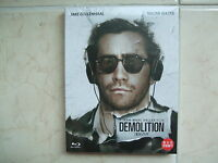 Demolition .Blu-ray w/ Slipcover