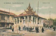 1906 Marseille Exposition Coloniale Pavillon du Laos Laos Pavilion