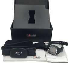 Polar FT60F Black Fitness Watch With Armband Jogging Running CrossFit