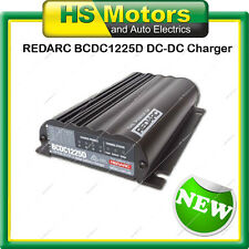 REDARC BCDC1225D DC-DC Charger Battery Isolator 25A 12V MPPT Solar Regulator