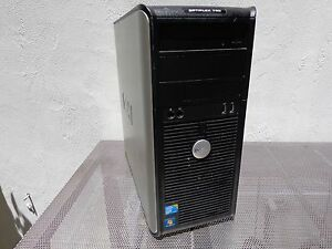 Dell Optiplex 780 Desktop PC Core 2 QUAD 2.66GHz 4GB RAM 250GB HDD (NO OS)