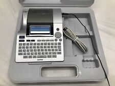 Brother P Touch Pt 2710 Labeling System With Case No Ac Adapter Dr020