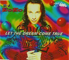 Maxi CD - D.J. BoBo - Let The Dream Come True - #A2443