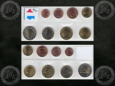 LUXEMBOURG complete EURO SET 2017 - 8 coins SET (1 cent - 2 Euro) UNCIRCULATED