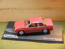 Chevrolet Monza / Vauxhall Cavalier Saloon 4 Door in Red 1/43rd Scale