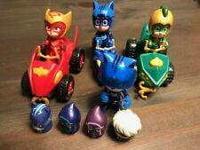 PJ Masks Figuren mit Fahrzeugen