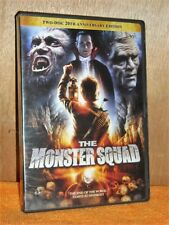 The Monster Squad (DVD, 2007, 2-Disc Set, 20th Anniversary Edition) family scary