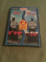 Thomas and Friends Double Feature DVD Brand New 2 DVD Set, FACTORY SEALED