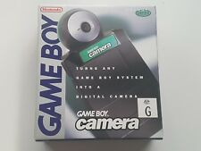 GB GAMEBOY CAMERA GREEN VERSION COMPLETE *EXCELLENT*