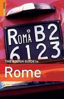 """""""VERY GOOD"""" The Rough Guide to Rome, Dunford, Martin, Book"""