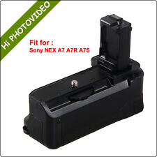 Battery Grip For Sony NEX A7 A7R A7S Camera Used as VG-C1EM