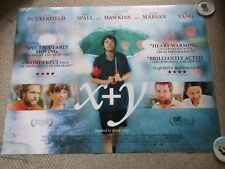 X + Y - Genuine Film Quad Poster