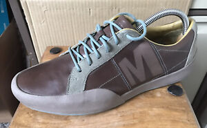 Ladies MERRELL 'Halley Dark Earth' Shoes/Pumps  - Size 8 (42)