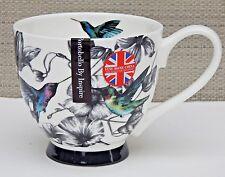 PORTOBELLO BY INSPIRE FINE BONE CHINA COFFEE TEA MUG BIRDS/FL NEW DESIGN ENGLAND