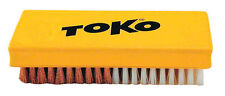 Toko Rectangular Copper/Nylon Brush