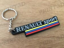 Porte clés / Keychain Renault Sport RS Clio 172/182/V6 Megane Old