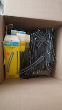 HO Scale Track Lot over 300 pieces with Tech4 MRC200 Controller
