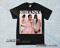 NEW !!! Limited T-shirt Rihanna Pink Tee All Size 47sv1