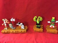 1996 McDonald's Happy Meal Warner Bros Looney Tunes Space Jam Lot of 5 Toys