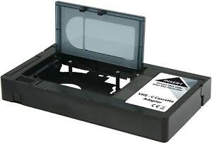 ADAPTADOR CINTAS DE VIDEO VHS-C A VHS