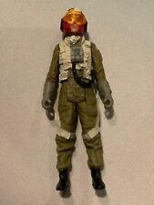 Star Wars - BLUE A-Wing Pilot Tallie Resistance Fighter