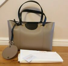 BNWT Autentic See By Chloé Marty Motty Grey Tote Handbag - RRP £240
