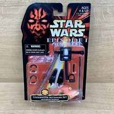Hasbro Star Wars Episode 1 Underwater Accessory set for Action Figures New