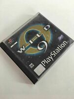 Video Game Sony PlayStation 1 Wild 9 Shiny Entertainment  PAL