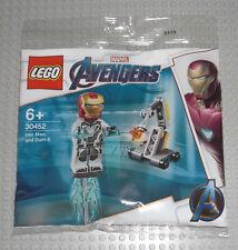 LEGO 30452 Iron Man und Dum-E Polybag - Super Heroes Figur Avengers Endgame