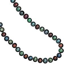 Halsketten und Anhänger ohne Stein mit echten Süßwasser-Zucht