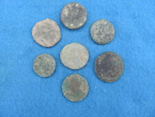 RARE Lot (7) Ancient Iberian Coins of  Spain 2nd to 1st cent.bc