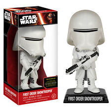 Star Wars: Episode VII - The Force Awakens First Order Snowtrooper Bobble Head