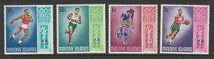 Maldive Islands 1968 Olympic Games set SG 294-297 Mnh.
