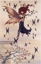 Amy Brown Euphoria Fairy Faery Signed Le Print Limited