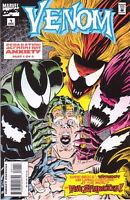 Venom #1 Separation Anxiety 1993 NM+ Embossed Marvel Comics Spider-man H33