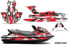 Jet Ski Gráficos Kit Pwc Pegatina Wrap For Kawasaki Stx15f 2003-2018 Street Star