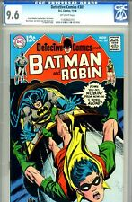 Detective Comics #381 CGC GRADED 9.6 - second highest graded - off-white pgs