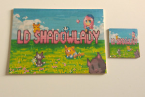 LD Shadowlady inspired wooden place setting and coaster/place mats