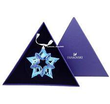 New In Box Swarovski Brand Sparkle Crystal Ice Start Ornament Display 5576238