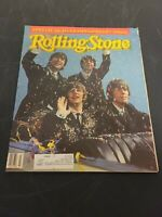 ROLLING STONE Magazine #415  February 16,1984 THE BEATLES Cover #1 Anniversary