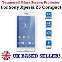 100% Genuine Gorilla Tempered Glass Screen Protector for Sony Xperia Z5 COMPACT