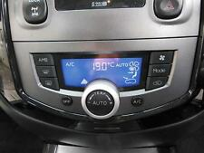 FORD ESCAPE HEATER/ AIR CON CONTROLS ZD, CLIMATE CONTROL TYPE, 04/08-01/12