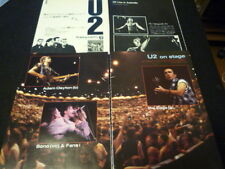 """U2 80""""-00""""Clipping collection Japanese magazine 686 0502"""
