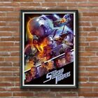 Starship Troopers Art Movie Poster Home Poster Wall Decor Poster , no Framed