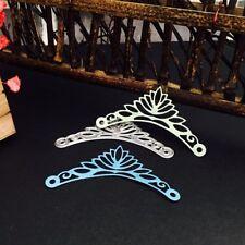 Photo Frame Corner Cutting Dies Stencil DIY Scrapbooking Album Paper Card Decor